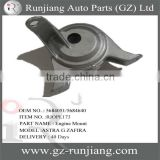 NEW PRODUCTS ! high quality aluminum engine mount for Opel ASTRA G ZAFIRA OEM No 5684051/5684640