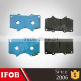 high quality Ifob car spare Parts accessories Chassis Parts Front Break Pads For Toyota Prado TRJ150 2TRFE 04465-60320