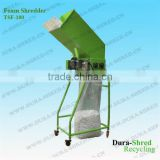 Plastic Shredder-EPS/EPP Foam Shredder-TSF-180