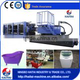 High qulity plastic bucket injection moulding machine