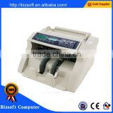 Bizsoft WR-201 Bank professional UV And MG Automatic Bill Counter money counter and detector