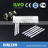 Milk testing strip rapid test for antibiotics Beta-lactam test kit Antibiotic residue test kits milk test kit