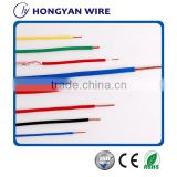 China supplier pvc copper cable electrical house wiring materials