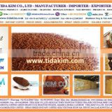 SPRAY FREEZE DRIED INSTANT COFFEE 100%- AGGLOMERATED ARABICA ROBUSTA VIETNAM SOLUBLE COFFEE TIDA KIM IN BULK OEM
