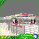 2016 Hot sale wood display stand floor display for shopping mall kiosk                                                                                                         Supplier's Choice