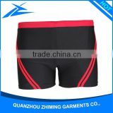 Fine Fabric 100% Polyester Swim Shorts Swim Brief Boys Swim Trunks