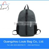 2014 new and fashional backpack billboard advertising, material polyester folding travel backpack