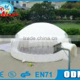 hot sale gaint inflatable igloo marquee dome tent for party events                                                                         Quality Choice