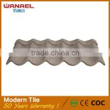 Metal heat insulation roof corrugated coil tile replace sheet color coating steel roof tile sandwich panel