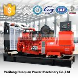 Excellent Performance Super power 300kw Silent Type Diesel Generator With high quality for sale