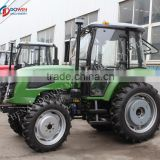 55hp 4wd Machine Tractor with front end loader