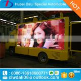 GOOD QUALITY! 4x2 LED truck, Out-door mobile LED advertising truck, Display LED truck for P10, P8, P6