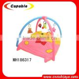 High quality animal shape baby carpet play gym floor mat