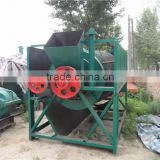 Trommel screen used for clay sand gravel