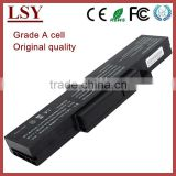 11.1V 4400mAh 6 cell Original quality notebook battery for dell Inspiron 1425 1427 bateria for dell laptop BATEL80L6
