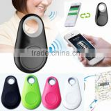 Portable Mini Wireless Anti Lost Alarm with Bluetooth Tracker Remote Control for Mobile Phones Key Finder with Battery