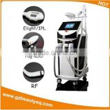 Newest Ipl Rf Nd Yag Laser Tattoo Removal Equipment Laser Hair Removal Machine 3in1 Q Switch Laser Machine