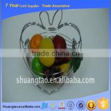 Used widely metal storage fruit basket stand, metal basket rack display stand, fruit basket display stand