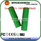 3.7V US18650 30A battery For Sony VTC4