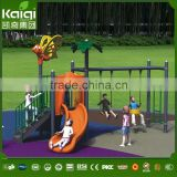 kindergarten playground equipment outdoor swing set and slide