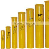 "2""-12""Fiberglass Mortar Tube"