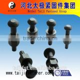 Grade 10.9 Tor shear Type High Strength Bolt for Steel Structures