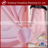 twist 100% polyester satin fabric for garment