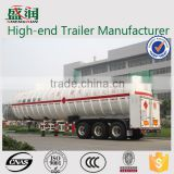 China Supplier Shengrun provide tri-axle LNG Tank Semi Trailer