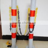 80mm Steel Warning Column Road Safety Post