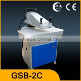 hydraulic swing arm leather/fabric/PVC cutting machine