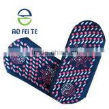 Aofeite best selling new products Unisize Therapy Foot Massager Tourmaline Self-heating Cotton Socks Image