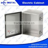 Custom Precision Industrial Wall Mount Metal Cabinet Power Electric Distribution Cabinet