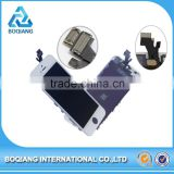 Quality AAA For iPhone 5 5G LCD Touch Screen Digitizer Assembly Black&White Color LCD Display