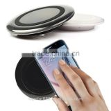 Q5 Wireless Charging Pad Qi Wireless Charger Galaxy s4 Mini with USB Port & USB Cable