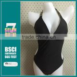 Hot Swimwear For Women,Sexy Monokini Bathing Suit Womens Bandage Swimsuit Summer Black xxx China Girl Bikini Swimwear