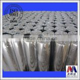 Environmental Building and Packing materials-Silver coated paper/Silver aluminum foil coated kraft paper