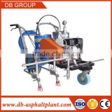2016 road construction cold plastic road marking paint machinery