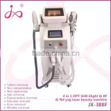 Beauty Equipment Multifunctional 4 In 1 Permanent Elight Pigment Removal Shr / OPT IPL RF SHR Hair Removal Machine 690-1200nm