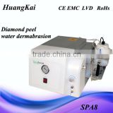 Diamond dermabrasion tools diamond tips