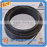 gauge 6-gauge 21(0.81-5.16mm)soft black annealed iron wire in coil as binding wire for construction