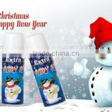 Party Foam fake Snow Spray Wholesale Christmas Snow Spray
