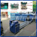 Waste Plastic Recycling PE/PVC Granule Plastic Extruder Machine