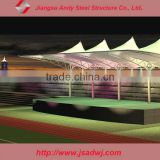 Andy high tensile fabric membrane structure