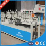 Top quality! KUNCHI brand bamboo toothpick / skewer making machine with total solution! No.6927
