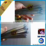 Ceriated tungsten electrodes for welding orbital tube,pipe ,small parts