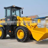 engine crane 1.8 tons mini wheel loader from china