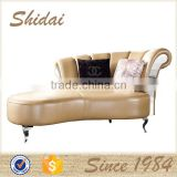 LV-550 leather chaise lounge, luxury chaise lounge, chaise lounge chair