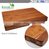 Factory direct sale of super thick acacia wood cutting board of household kitchen chopping board
