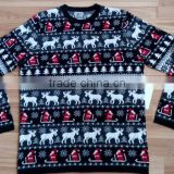 2017 Hot Sale cheap funny ugly christmas sweater mens cool christmas jumper(CMS0526)