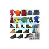 sell workwear uniform raincoat gloves uniform workshoes, protective shoes, safety shoes, boots, anti-static mat anti-fatigued rubber mats door mats bathroom mats